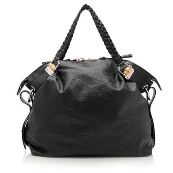 e5cf93626b2 Gucci Handbags - Gucci bamboo bar large Tote